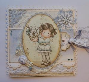 kerst Tilda en Maja design
