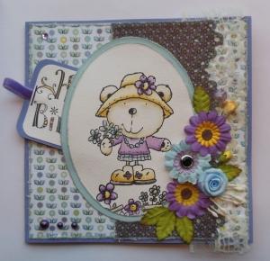 2013-03-16 scrapkaart tante Wieke met Memorybox voorkant 2
