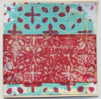 2013-04-08 Gelli Plate background layer 2