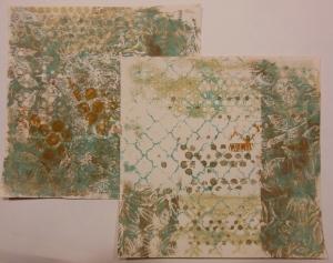 2013-04-23 verjaardagskaart gelli plate papier
