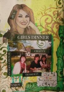 2013-04-24 Girls dinner