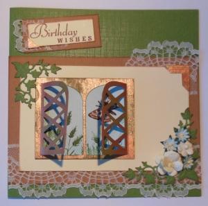 2013-10-24 verjaardagskaart met raam en kant1