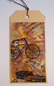 Creative Chemistry 102 Day 4 Alcohol ink faded layers