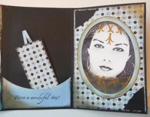 2013-11-09 kaart voor Inge met chalkboard binnen2
