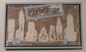 2013-12-17 kerstkaart met gelliprint en TCW stencil