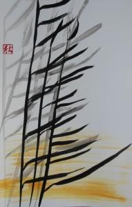 Penseelschildering riet