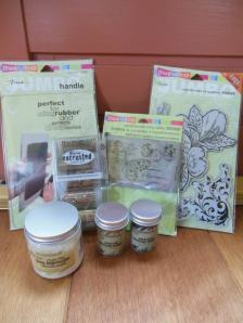 Stampendous price package