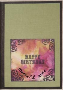 2014-04-16 Verjaardagskaart met Distresspaint en Darkroomdoor