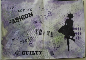 Artjournal page Crime of fashion 002
