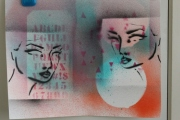 Artspecially spraypaint