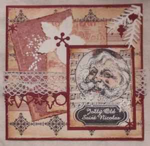 2014-05-06 kerstkaart met Pion en Riddersholm papier