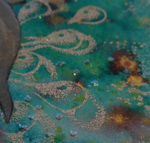 CZC 12 kliederen detail