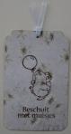 Geboortekaartje met Art Journey stempels 003