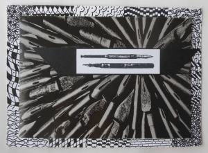 CZC 43 Enkel pennen