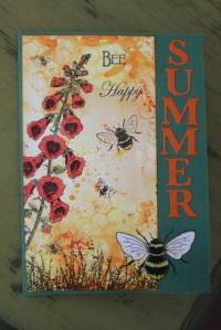 Honey Bee voorkant 001