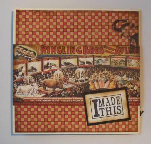 2014-10-19 Verjaardagskaart Graphic 45 Circus achterkant