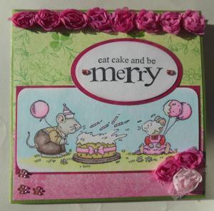 2014-11-10 Verjaardags scrapcard Inge met Penny Black