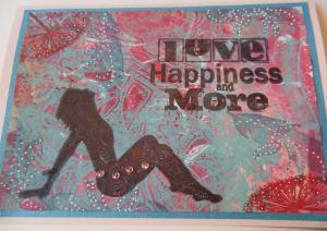 2015-03--20 Verjaardagskaart met Art Journey en gelliplate 2