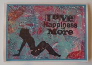 2015-03--20 Verjaardagskaart met Art Journey en gelliplate