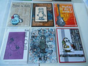art specially atc swap May 2015