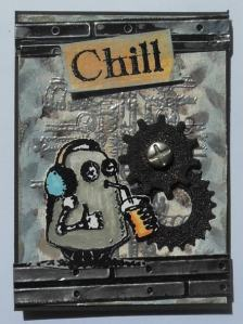 ATC for Art Specially swap no1