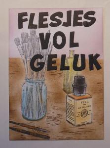 #CZC11 Fles-Glas