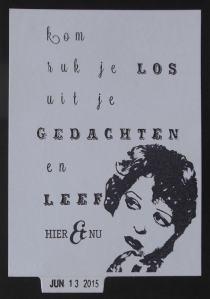 #CZC13 Gedicht
