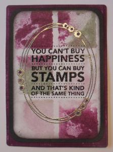16-04 ATC Happines Katzelkraft distress en embossing