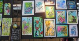 Voorbeelden Art Journey voor blog 1