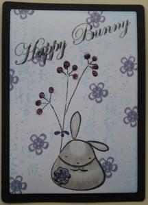 27-4-2016 Happy Bunny
