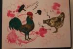 boze-verontwaardigde kipjes