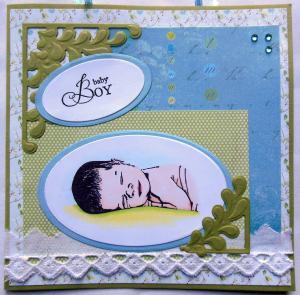 2016-07-18 babykaart Gerda voorkant
