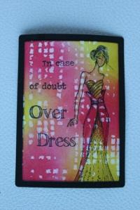 31-7-2016 Over Dress