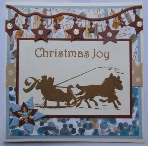 kerst-scrapcard-met-bo-bunny-papier-en-tim-holtz-stempel