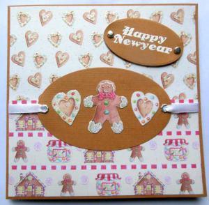 kerst-scrapcard-met-first-edition-papier-en-kerstkoekjes