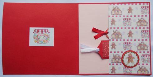 kerst-scrapcard-met-first-edition-papier-en-snoephuisje-rood-binnenkant