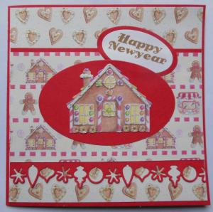kerst-scrapcard-met-first-edition-papier-en-snoephuisje-rood
