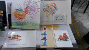 20180415 33 Art Specially workshop aquarel potloden 6